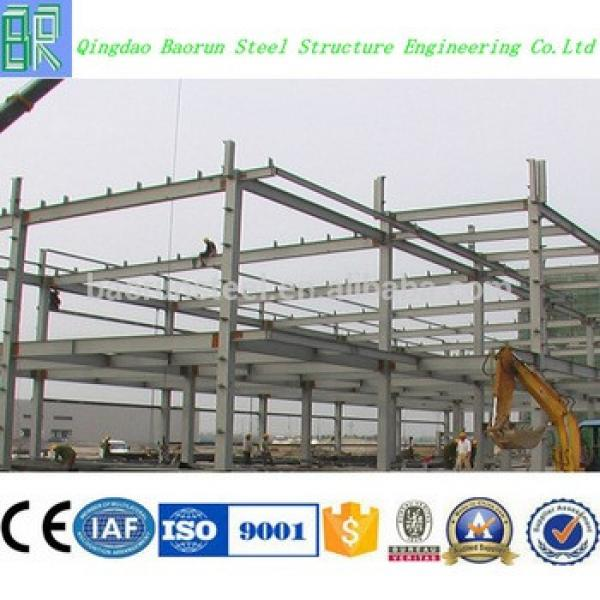 High quality 1000 square meter warehouse building #1 image