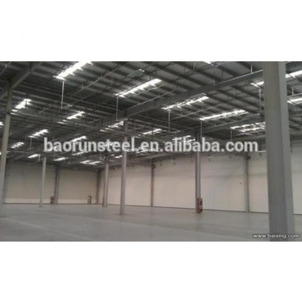 prefabricated warehouse building #1 image
