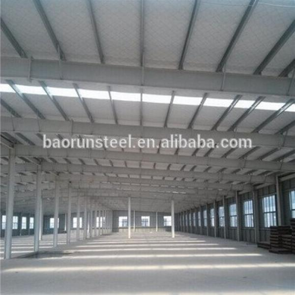 low cost prefabricated warehouse #1 image