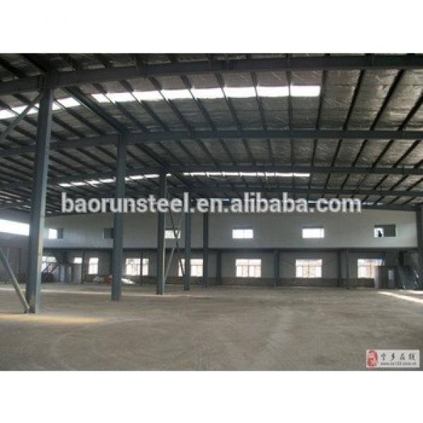 steel prefabricated industrial workshop #1 image