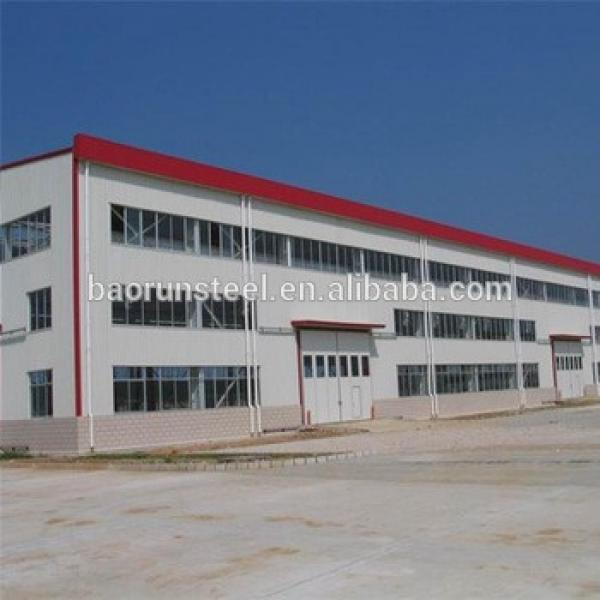 prefab structural steel Warehouses #1 image