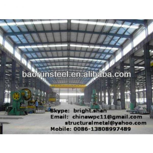 Prefabricated Sheds 10mx20mx6m height #1 image