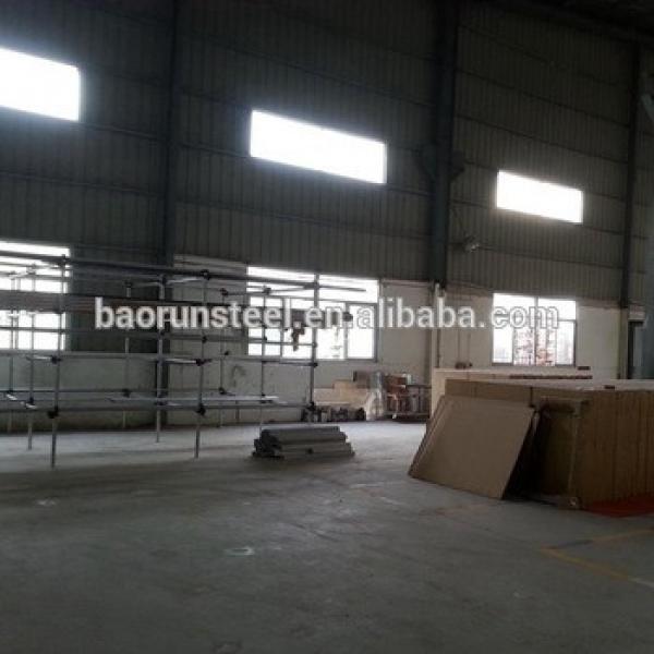 Prefabricated Light Steel Structure Workshop #1 image