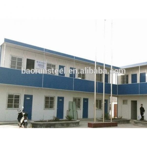 China High Quality Light Steel Frame House #1 image