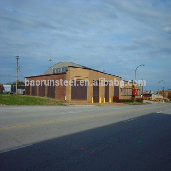 Prefabricated Industrial Steel Prefab Modular Warehouse Buildings #1 image