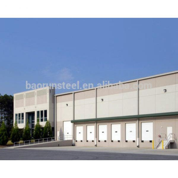 Low Cost Light Structural Steel Frame For Storehouse #1 image