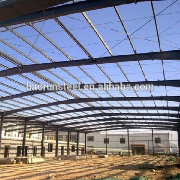Flat Roof Steel Frame House/Villa with Light Steel Movable Frame #1 image