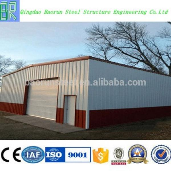 China Steel Structure Warehouse Kit #1 image
