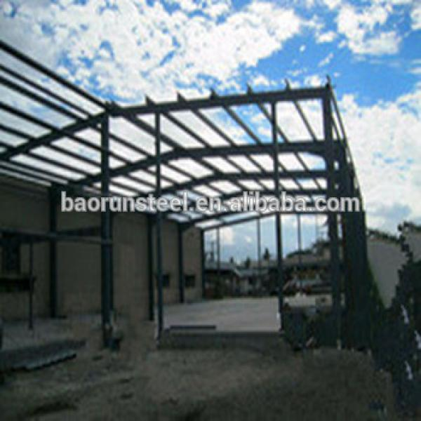china supplier low cost steel structure hangar #1 image