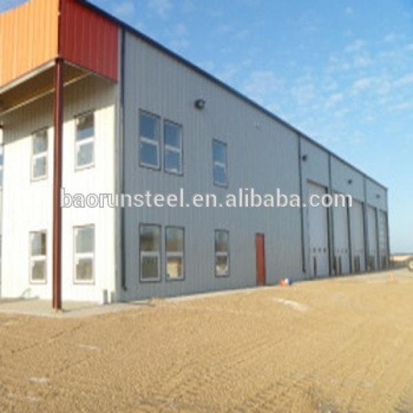 pre fabricated pre engineered steel structure buildings #1 image