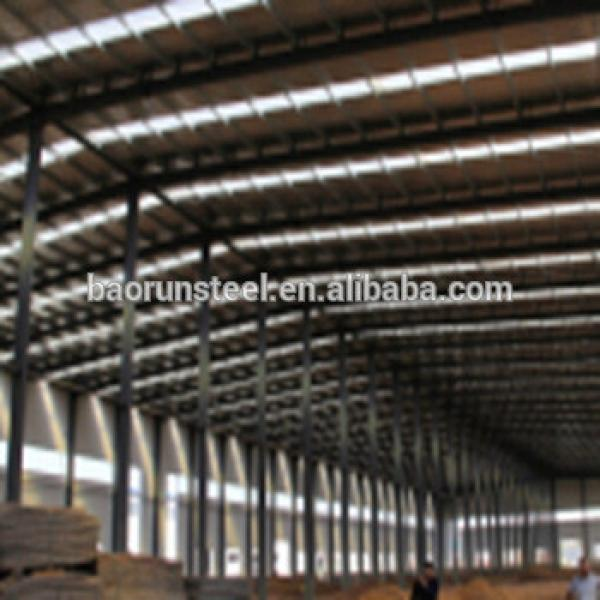 Light steel structure warehouse and steel frame workshop #1 image