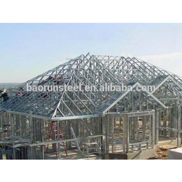 cheap steel building for worker house #1 image