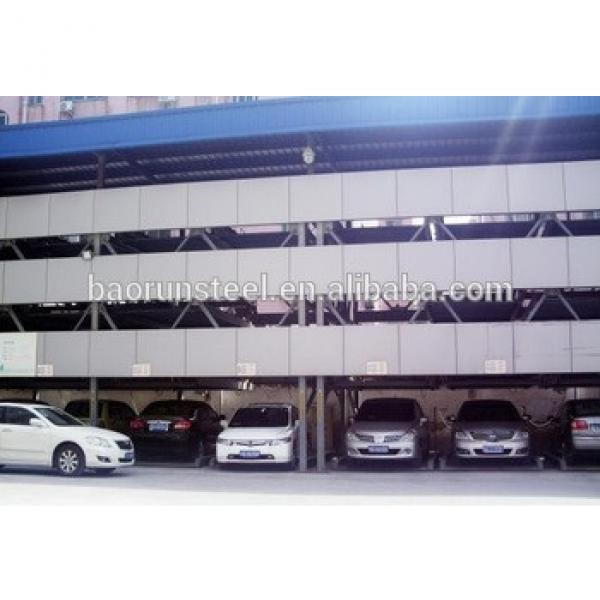 Light Modern Fashion Steel Structural Car Store from China #1 image