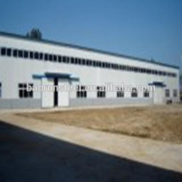 Corrugated steel plate/color steel coil prefab houses #1 image