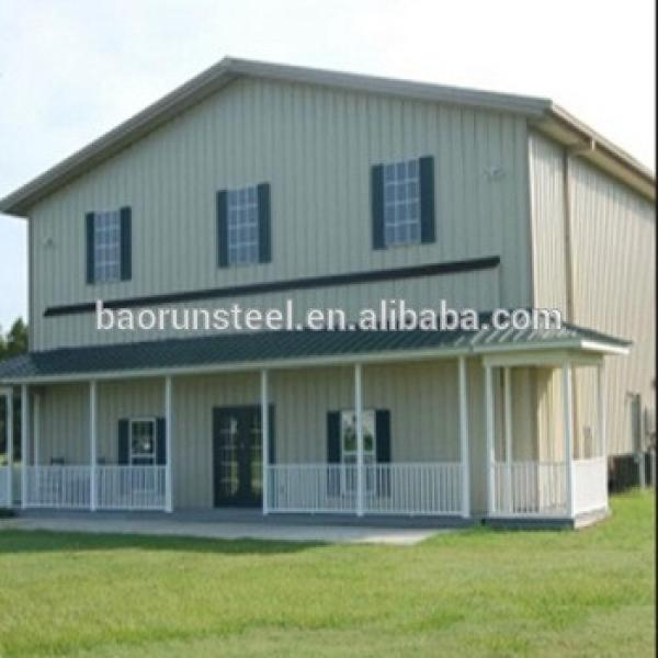 Agriculture steel structure building/steel structure indoor horse riding area #1 image