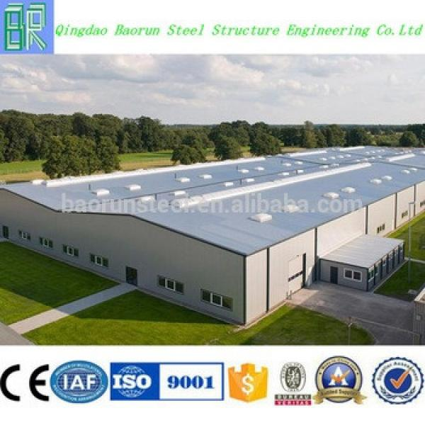 Low Cost Customized Warehouse Manufacturer China #1 image
