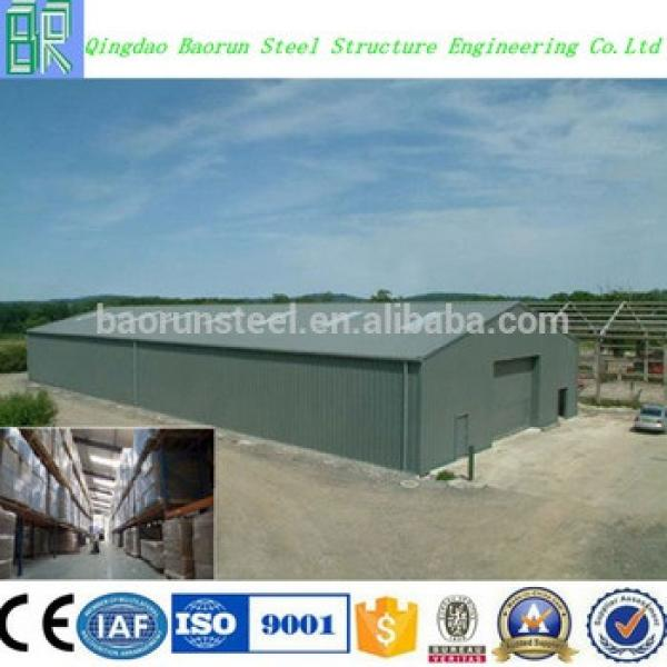 Low cost pre engineering prefabricated steel structure construction building #1 image