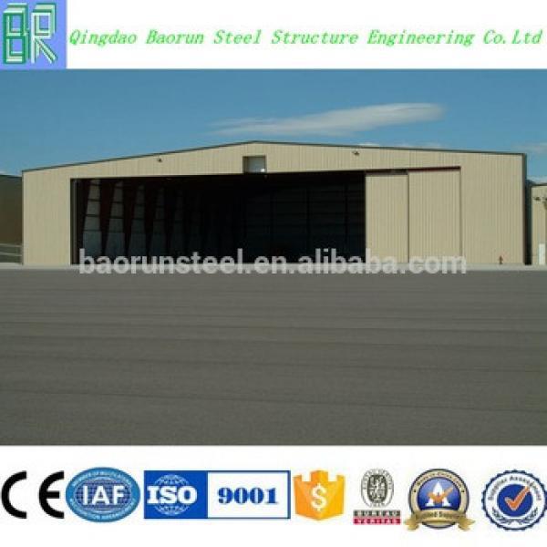 High quality prefabricated hangar prices #1 image