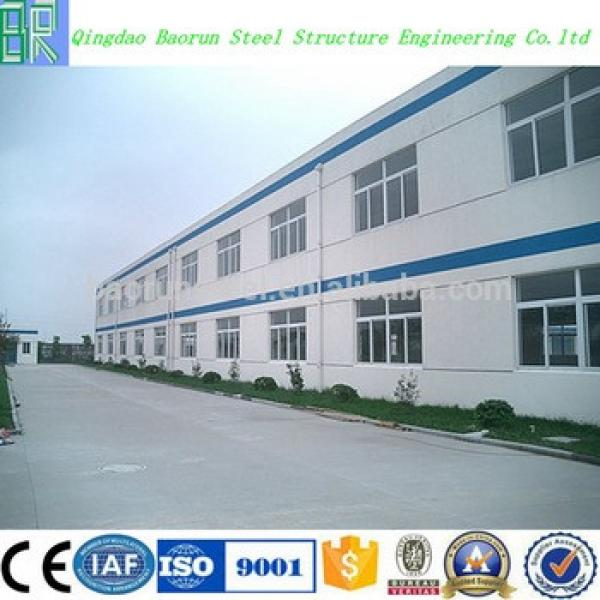 Low cost pre-engineering steel structure made in China #1 image