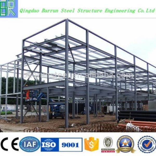 China suppliers manufacture warehouse light steel structure #1 image