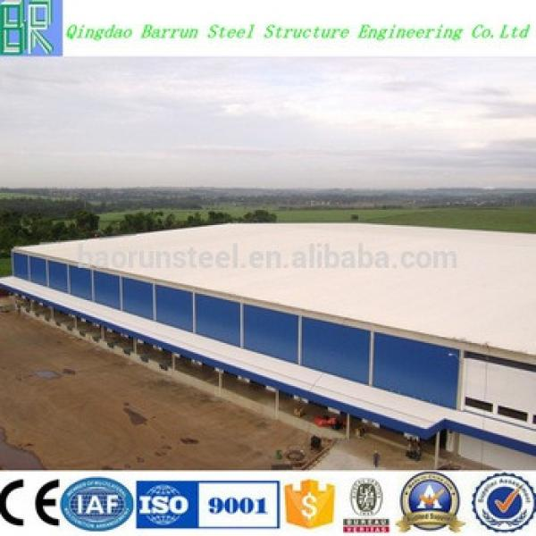 2016 High quality low price peb steel structure #1 image