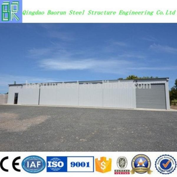 Steel Metal building materials used for warehouse and workshop #1 image