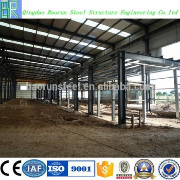Light steel structural metal shed sale #1 image