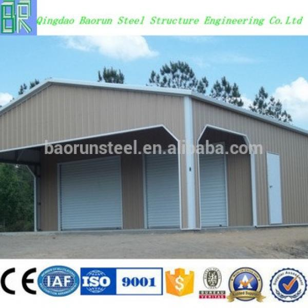 High quality Prefab Steel Garage #1 image