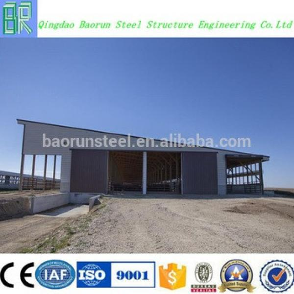 CE certified prefabricated steel structure building #1 image