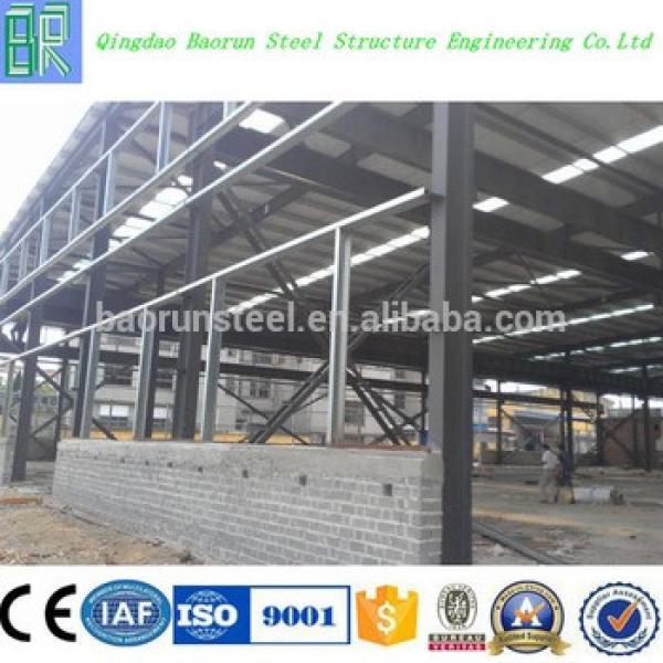 Custom design metal structure warehouse building plans #1 image