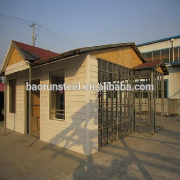 Light steel structure mobile home #1 image