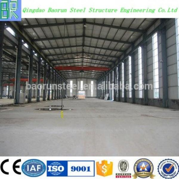 Steel Structure Prefabricated 3D Warehouse #1 image
