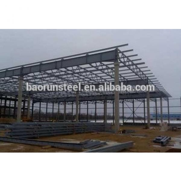 Prefab Steel Warehouse Buildings & Storage Facilities #1 image