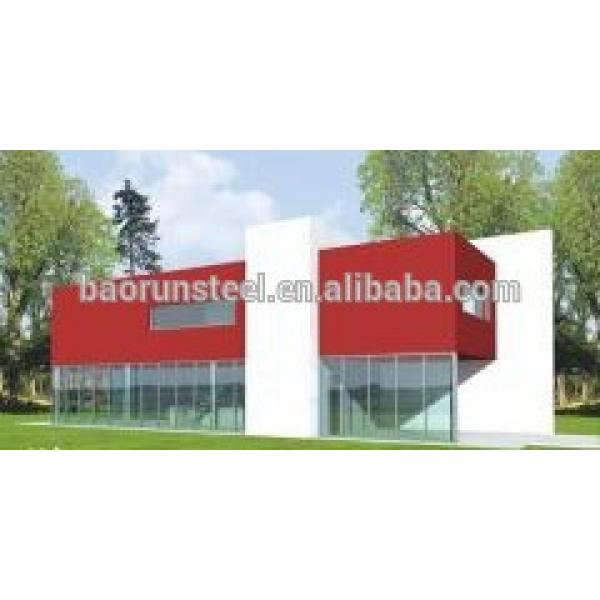 beautiful prefab warehouse suppliers from China #1 image