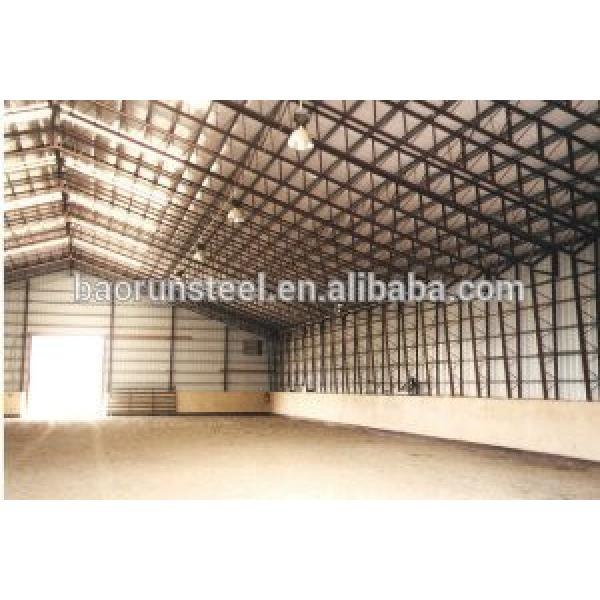 Trussless and 100% Clearspan steel building made in China #1 image