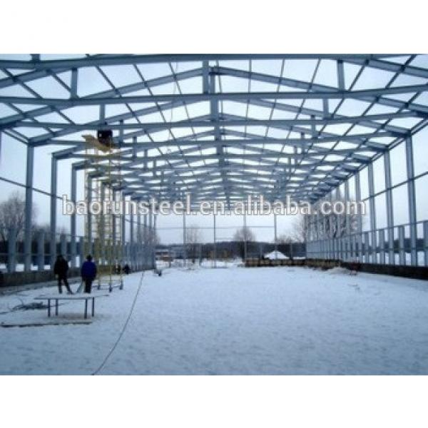 Metal Warehouse Buildings Gallery Made In China #1 image