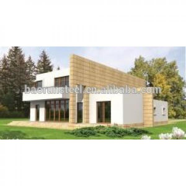 prefab villa building supplier from China #1 image