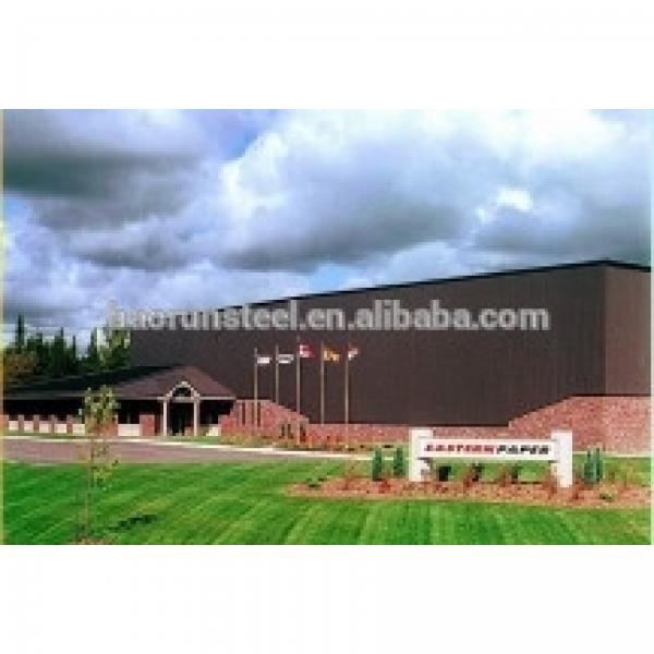 Super-affordable efficiency steel warehouse #1 image