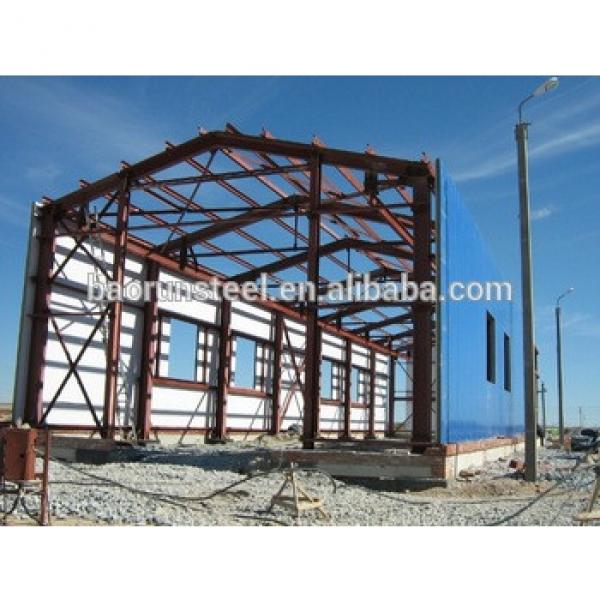 Durable light steel building made in China #1 image