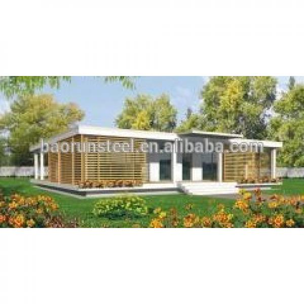 efficiency and strength steel house building made in China #1 image