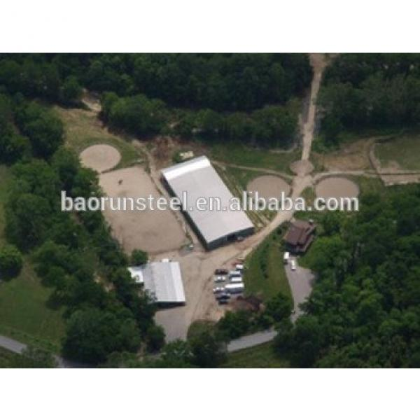 With reliable quality light steel building #1 image