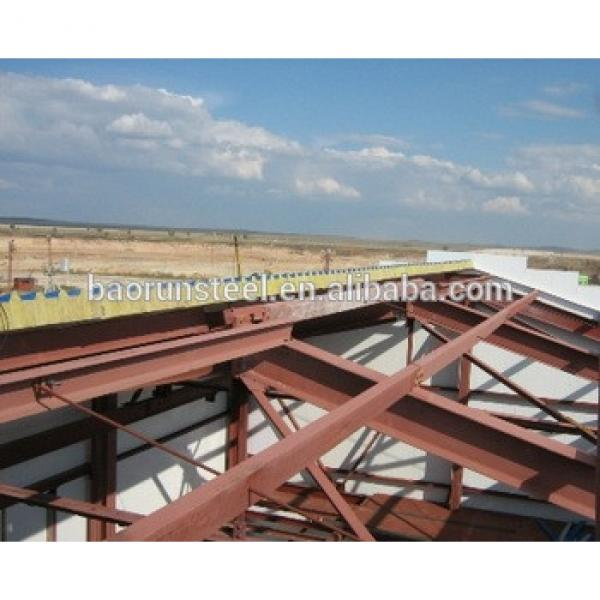 Protecting livestock agricultural steel buildings made in China #1 image