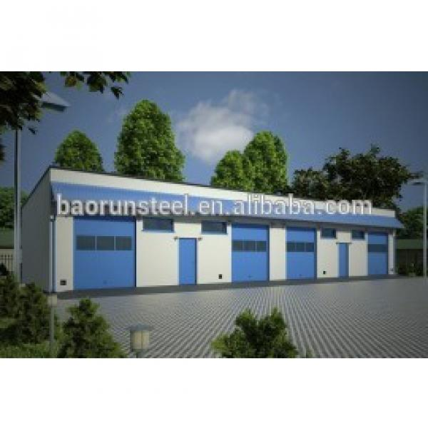 easy to erect high quality steel buildings made in China #1 image