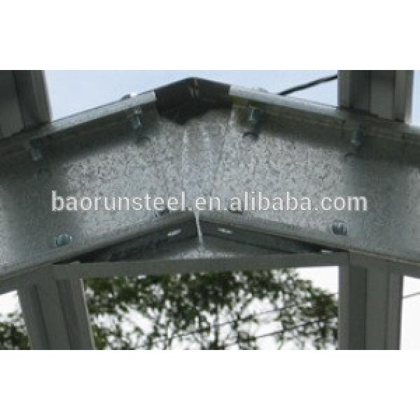 custom steel warehouse building made in China #1 image