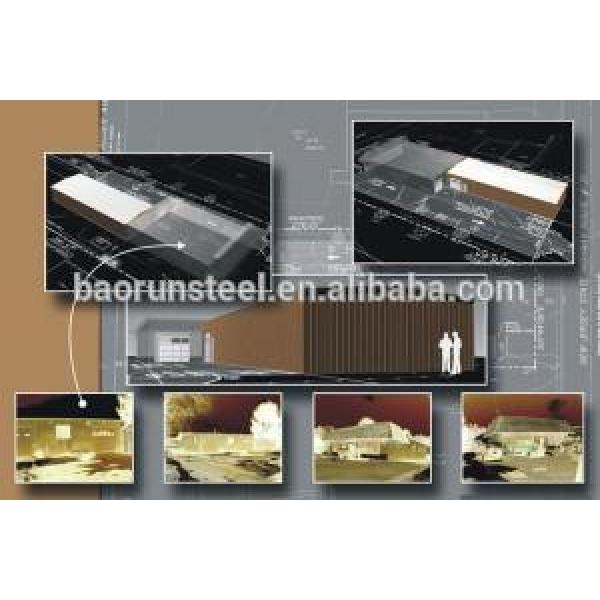 workshop garage building manufacture from China #1 image