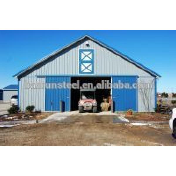 Low-maintenance steel building made in China #1 image
