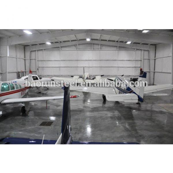 High Quality Aircraft Hangar Steel Buildings made in China #1 image