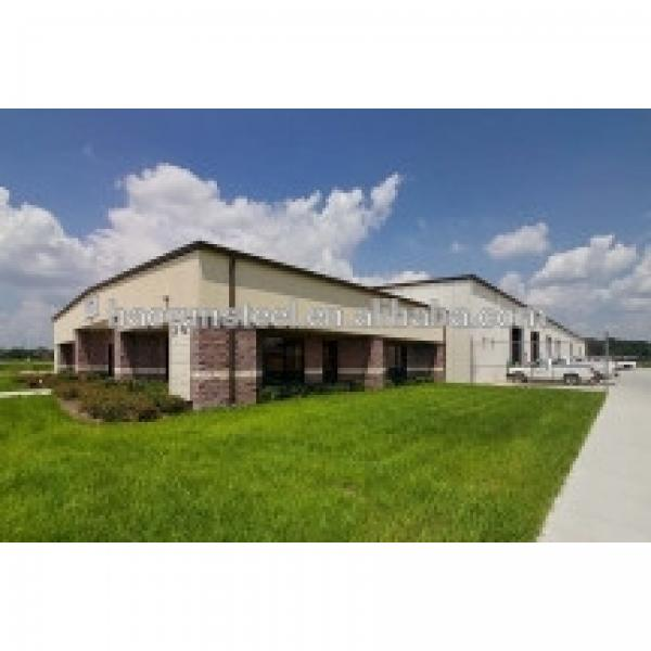 maintenance free protection Steel buildings made in China #1 image
