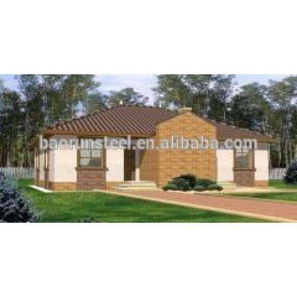 steel construction villa Buildings made in China #1 image