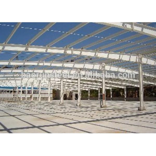 Durable steel building with low cost #1 image